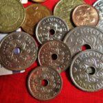 Wie reinigt man Sammlermünzen?